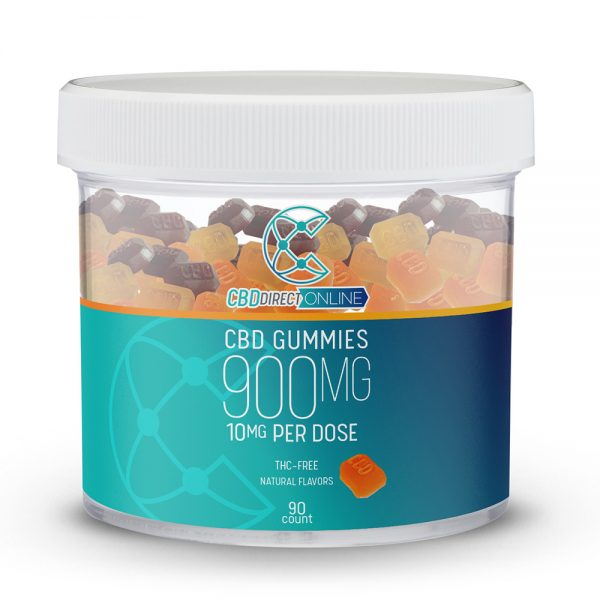 CBD Gummies available online from CBD Direct Online